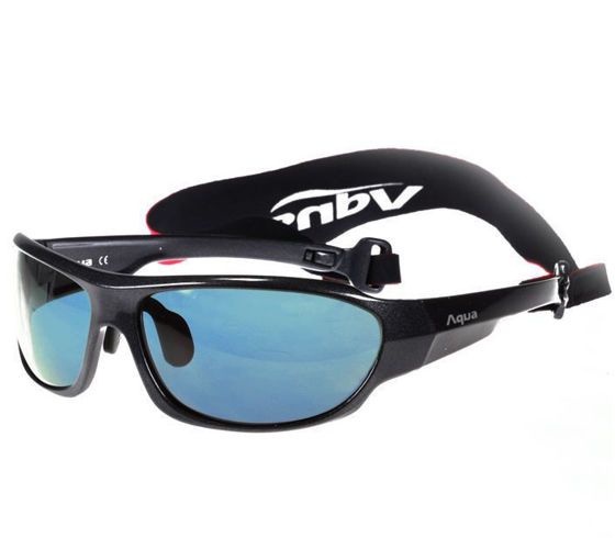 Picture of Aqua Salmon Grey Pearl PPX YELLOW Polarized Lens