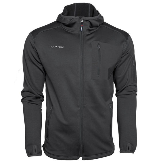 Picture of Taimen PowerStretch Hoody Jacket - Dark Shadow - S